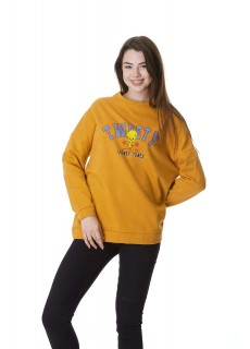 TWEETY BASKILI SWEATSHİRT